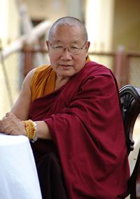 "His Holiness Drubwang Pema Norbu ""Penor"" Rinoche"